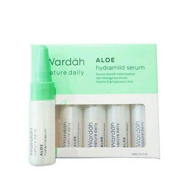Wardah Aloe Hydramild Serum 5x5 ml