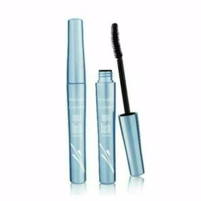 Wardah EyeXpert Aqua Lash Mascara 6 gr ⋆ Distributor Wardah