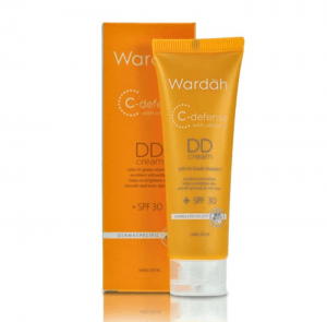 Wardah C-Defense DD Cream Natural 20 ml