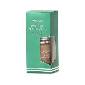 Wardah Exclusive Liquid Foundation 05 20 ml