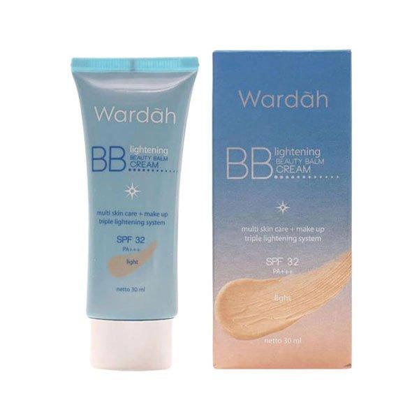 Wardah Lightening BB Cream Light 30 ml