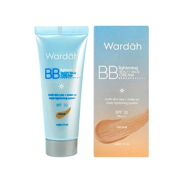 Wardah Lightening BB Cream Natural 15 ml