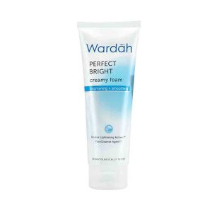 Wardah Perfect Bright Creamy Foam Brightening Smoothing 60 ml