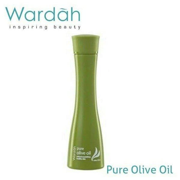 Wardah Pure Olive Oil 50 ml
