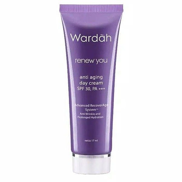 Wardah Renew You Anti Aging Day Cream 17 ml