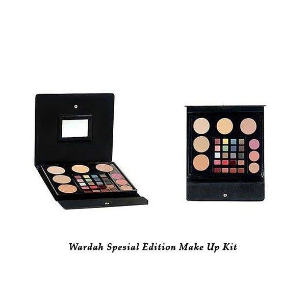 Wardah Spesial Edition Make Up Kit