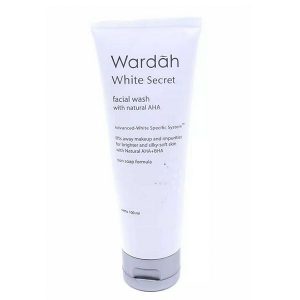 Wardah White Secret Facial Wash With AHA 100 ml