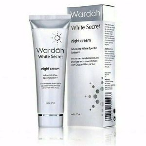 Wardah White Secret Night Cream 17 ml