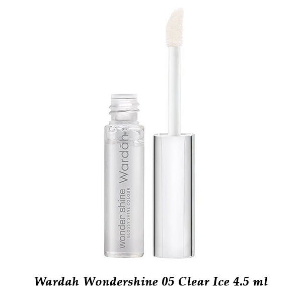 Wardah Wondershine 05 Clear Ice 4.5 ml