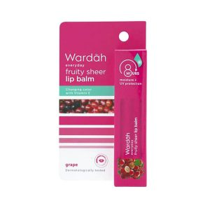 Wardah-Everyday-Fruity-Sheer-Lip-Balm-Grape-4-gr