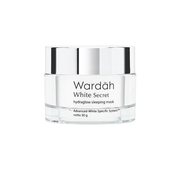 Wardah-White-Secret-Hydraglow-Sleeping-Mask