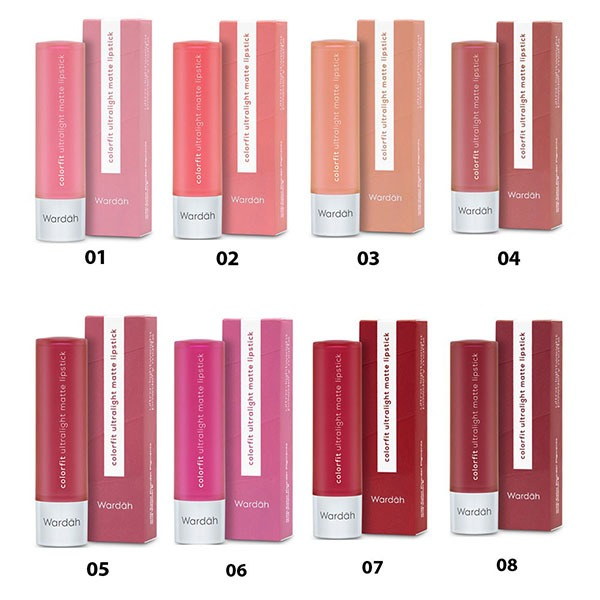 Wardah-Colorfit-Ultralight-Matte-Lipstick