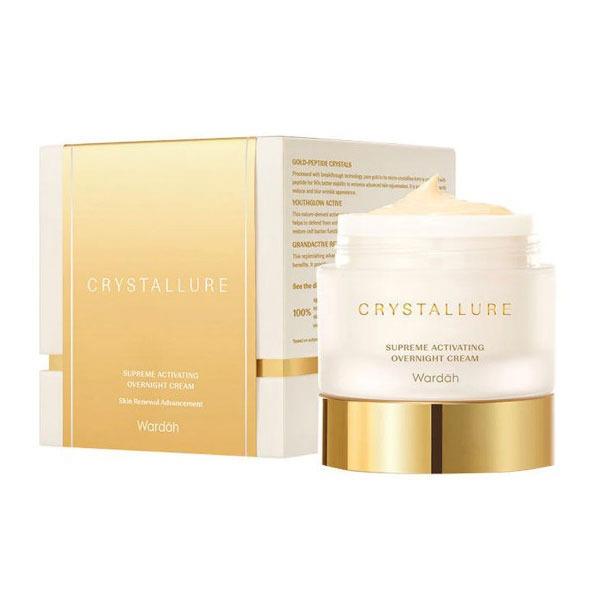 Wardah-Crystallure-Superme-Activating-Overnight-Cream-50-gr